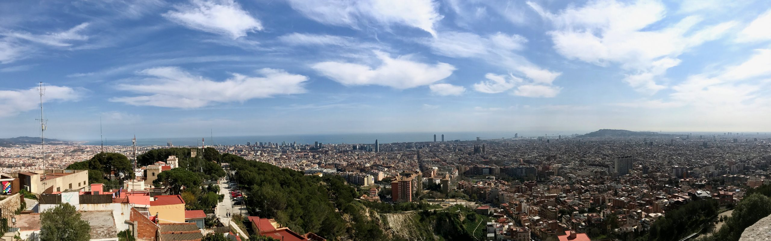 Our Barcelona adventure and other travel stories