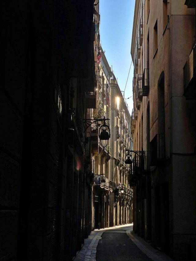 Barcelona, Chris und Michi 02